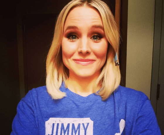 Kristen Bell made a dirty bedroom joke on Instagram, we are here for it