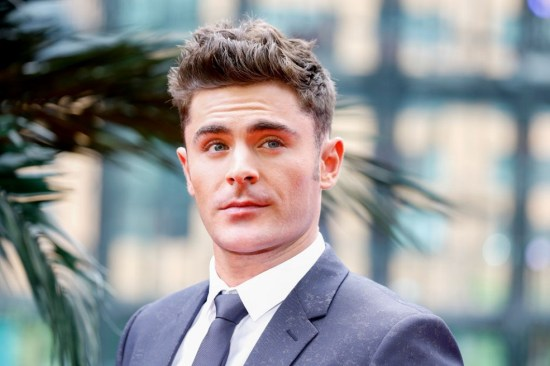 The latest picture from Zac Efron's serial killer movie has him smoldering and scheming