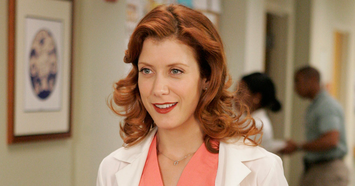 Kate Walsh Talked About Her Favorite Greys Anatomy