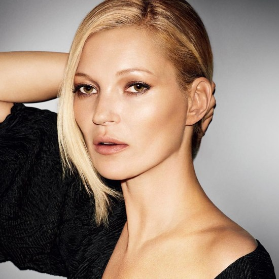 Kate Moss collaborated with this Japanese beauty brand on a makeup set that is perfect for everyday wear