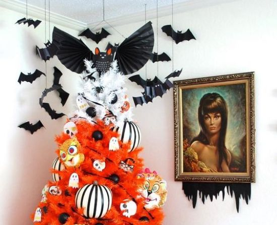 13 Halloween trees Jack Skellington would approve of