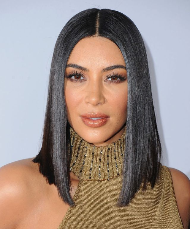 33 times kim kardashian's hair has changed over the last ten