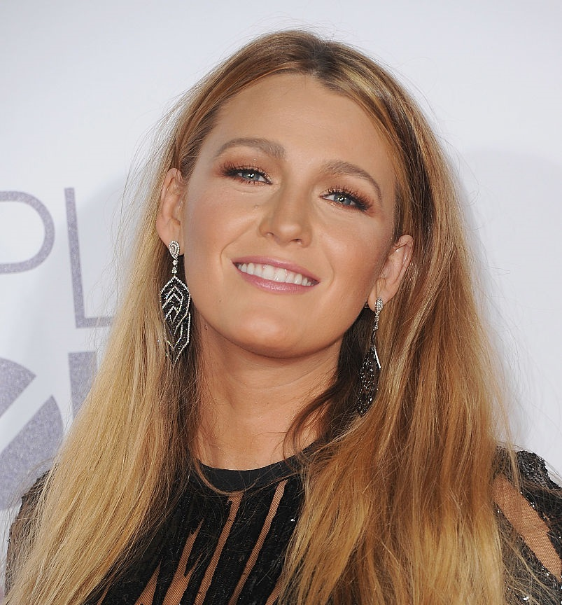 Blake Lively Called Her Valentines Day Themed Outfit