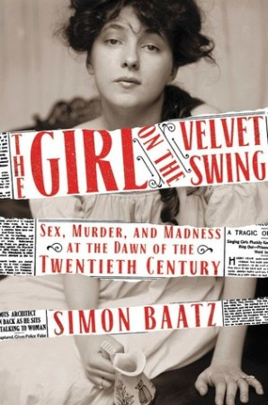 Picture of The Girl on the Velvet Swing Book