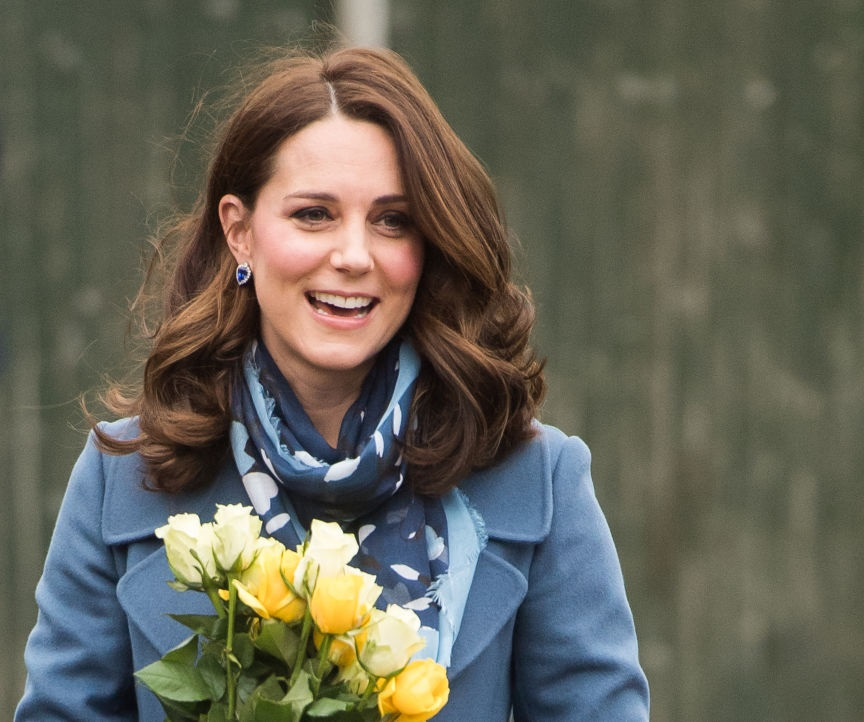 Kate Middleton And Hair Loss