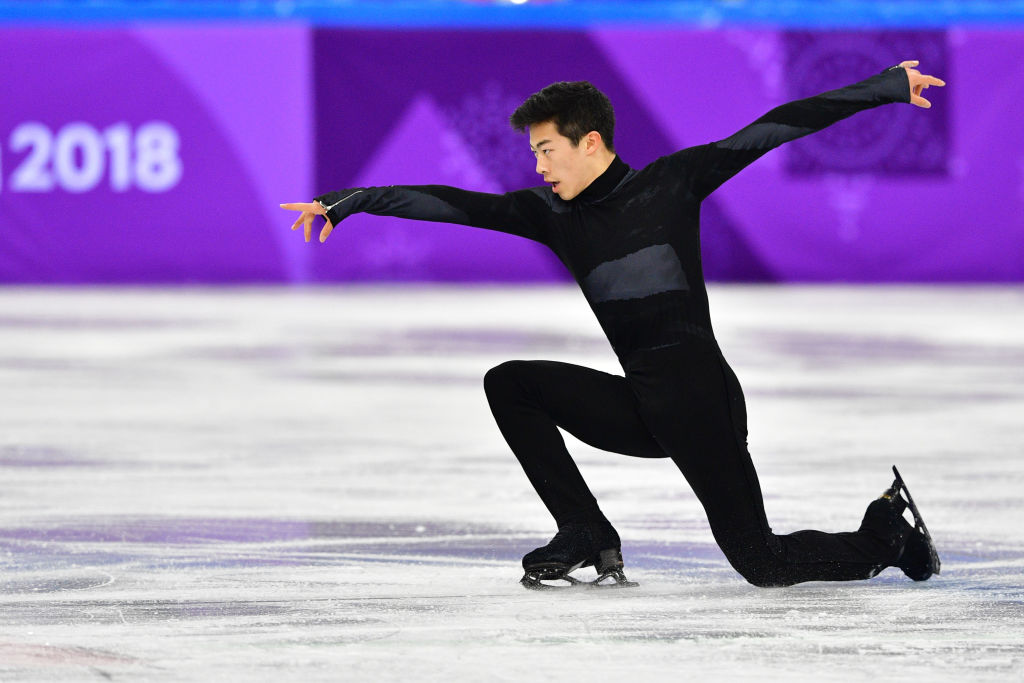Whos Nathan Chen Dating Heres What We Know HelloGiggles