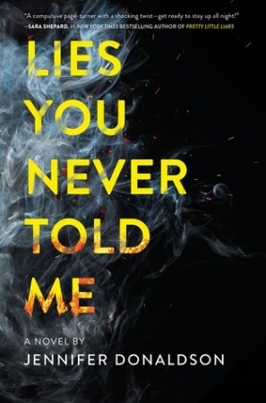 Picture of Lies You Never Told Me Book
