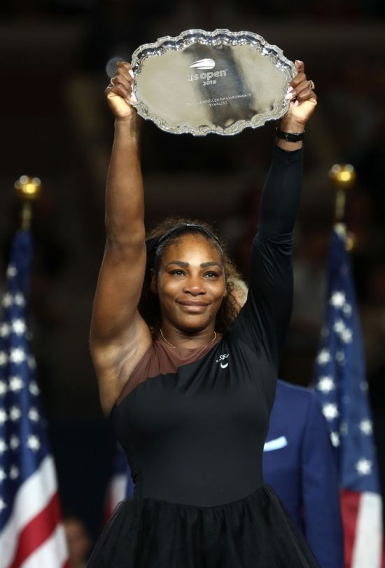 Serena Williams at U.S. Open