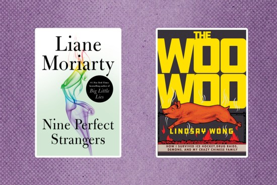 Books coming out this week: <em>Nine Perfect Strangers</em>, <em>The Woo-Woo</em>, and more