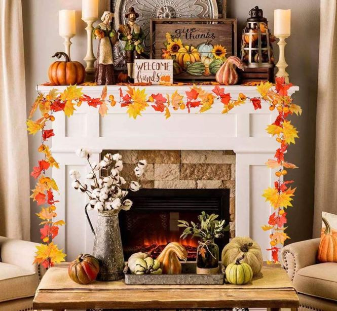 6 Ways To Decorate Your Apartment For Thanksgiving With