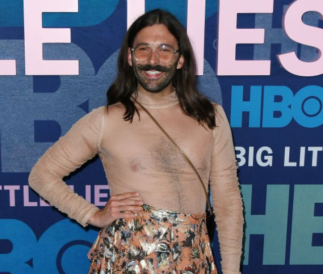 Jonathan Van Ness Just Became Essies First Non Female Ambassador And Were
