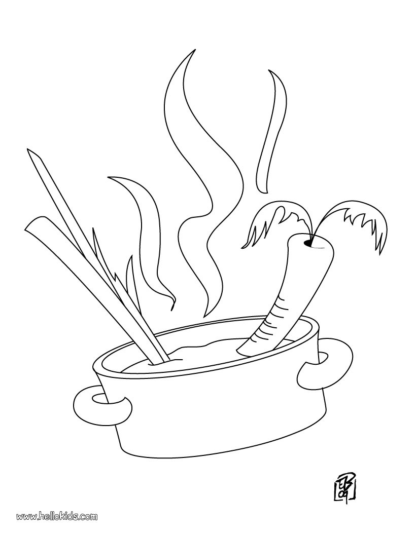 Cooking Coloring Pages Coloring Pages Printable Coloring Pages