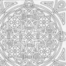 mandala coloring pages online # 47