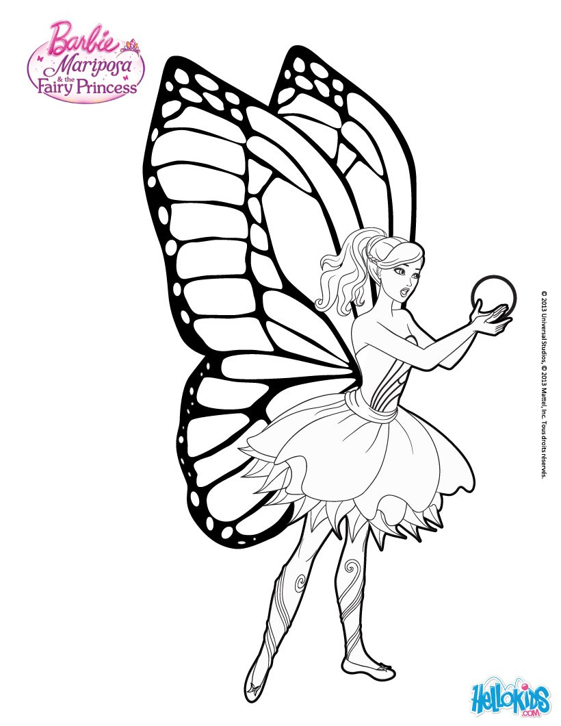 The Power Of The Flutter Flower And The Heartstone Coloring Pages