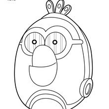 coloring pages angry birds # 47