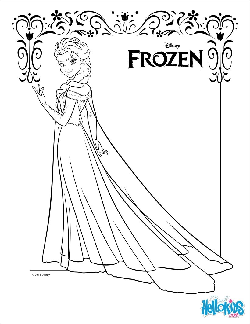 Elsa Coloring Pages Games Ariel Coloring Pages Free Printable