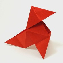 How To Craft Paper Bird Origami