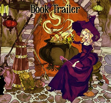 Monster Goose Nursery Rhymes book trailer