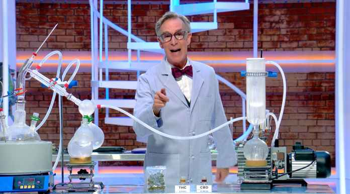 BillNyeCannabis Voters, beware: We interviewed the Cannabis Candidate and hes full of it