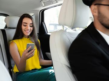 亞洲地區: 附司機租車服務5%優惠折扣