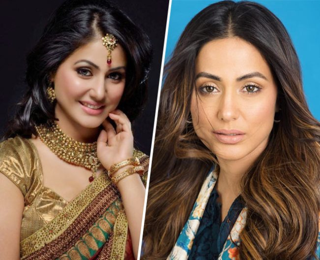Here Is How Hina Khan Has Transformed Through The Year, See Before ...