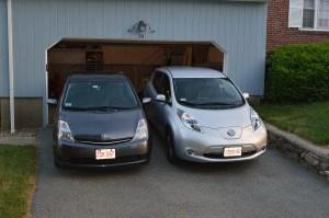 Floating Tesla, VW diesel payments, Leaf vs Prius costs