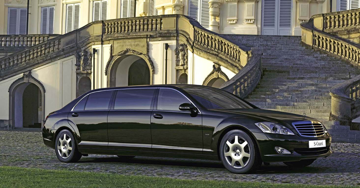 Mercedes Benz S Class Pullman To Be Worlds Most Expensive