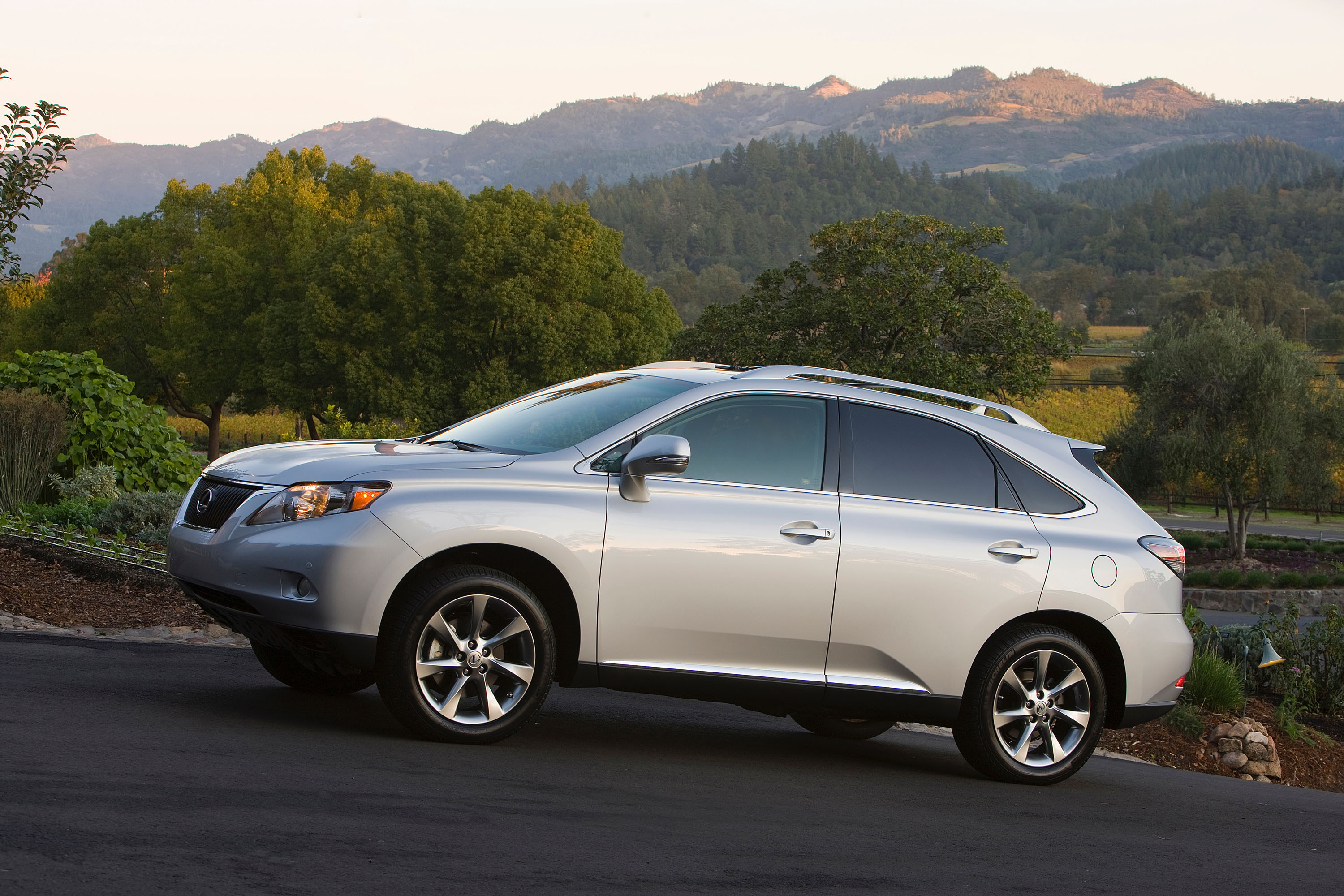 2010 Lexus RX 350 Soft Squishy Safe and High