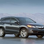 2013 Acura Rdx Review Ratings Specs Prices And Photos The Car Connection