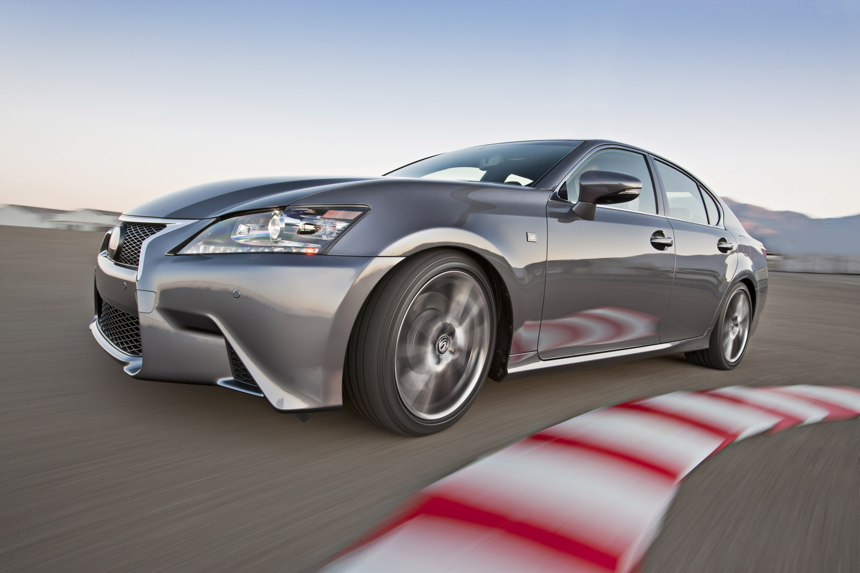 2013 Lexus GS 350 F Sport Recall Due To ECU Glitch