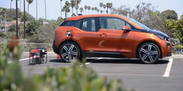 how to recharge any electric car, anywhere, any time (video)