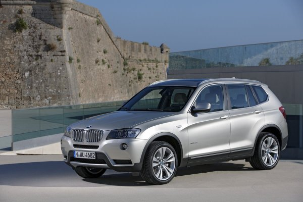 2014 BMW X3 Performance Review - The Car Connection