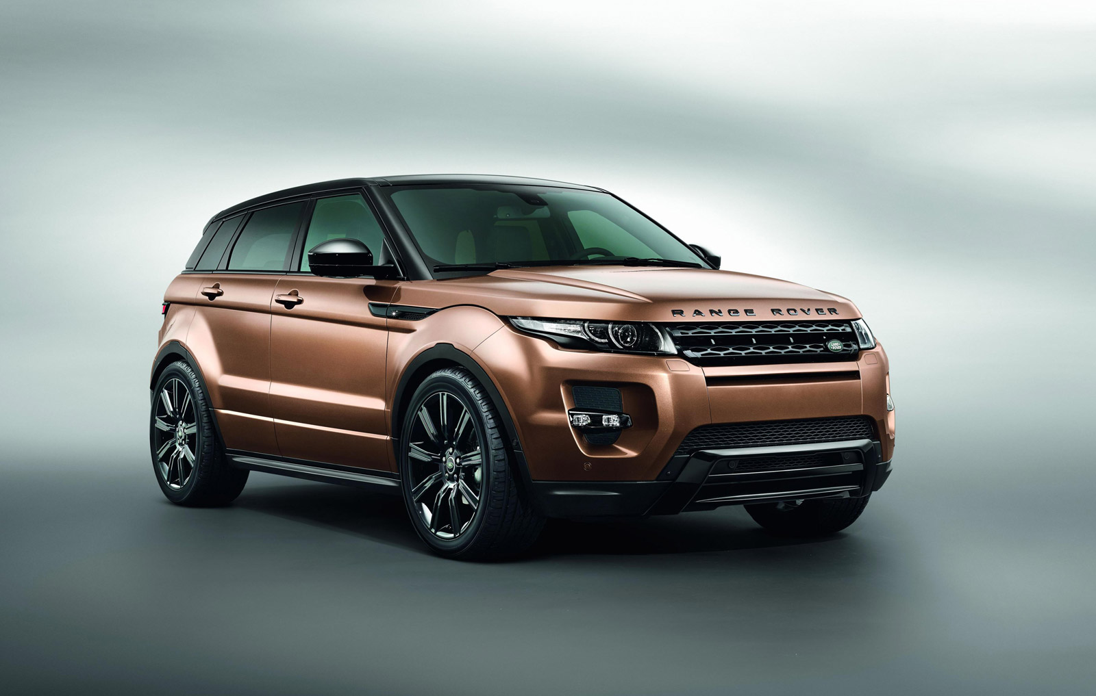 2014 Land Rover Range Rover Evoque Preview
