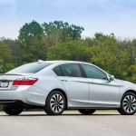 2015 Honda Accord Review Ratings Specs Prices And Photos The Car Connection