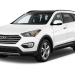2015 Hyundai Santa Fe Review Ratings Specs Prices And Photos The Car Connection