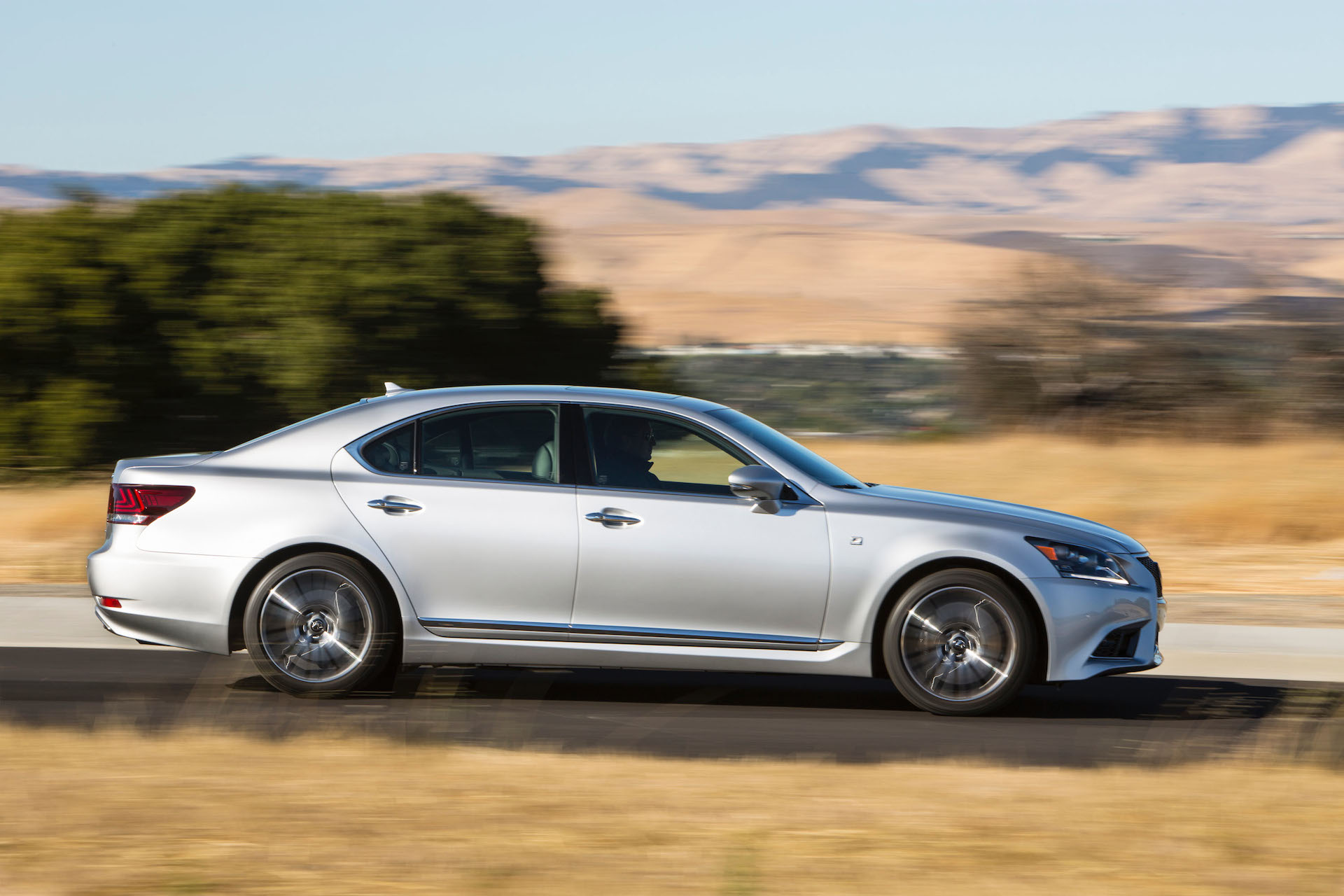 Next Generation LS Likely To Be Basis For First Lexus Fuel Cell Car