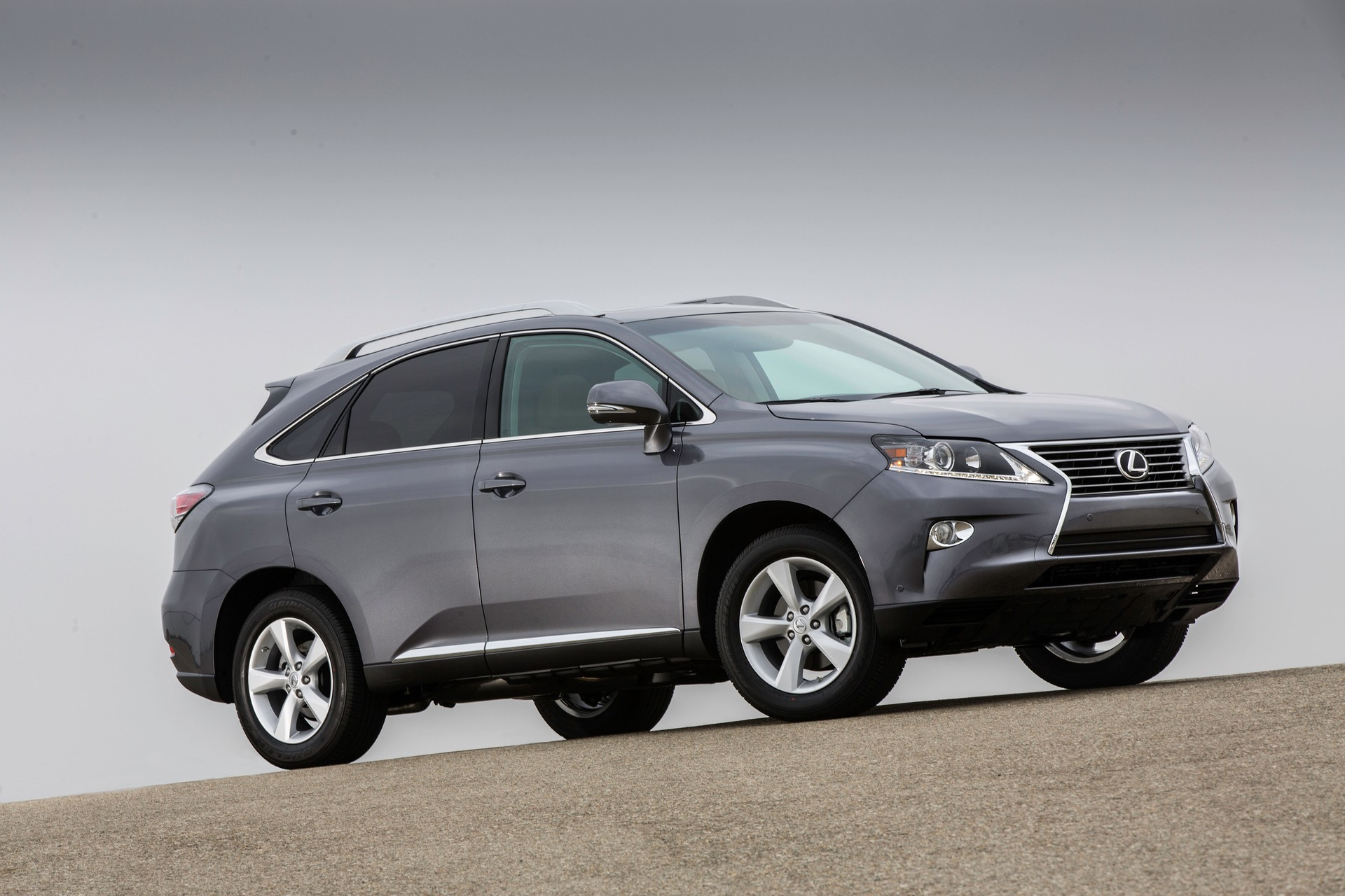 2016 Lexus RX To Shed Weight With Aluminum