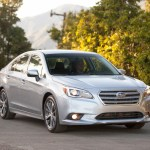 2015 Subaru Legacy Review Ratings Specs Prices And Photos The Car Connection