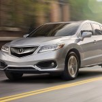 2016 Acura Rdx Review Ratings Specs Prices And Photos The Car Connection