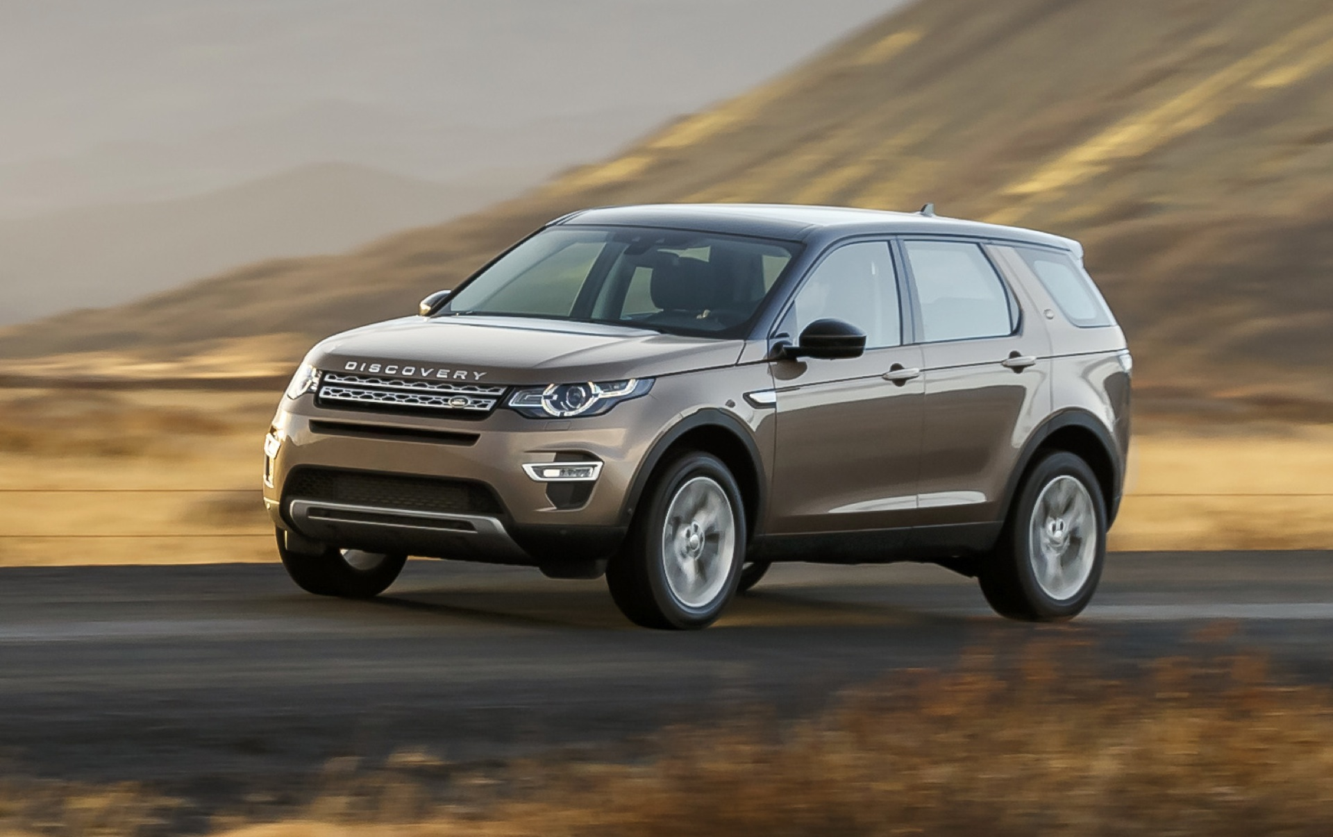 Land Rover Discovery Sport Platform To Underpin New Model From