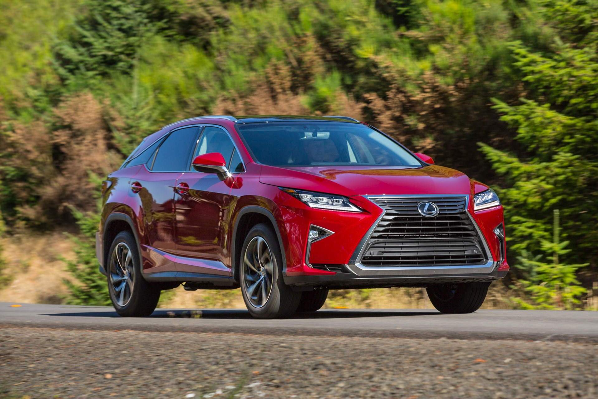 2016 Lexus RX 350 and RX 450h Recalled To Replace Faulty Airbags