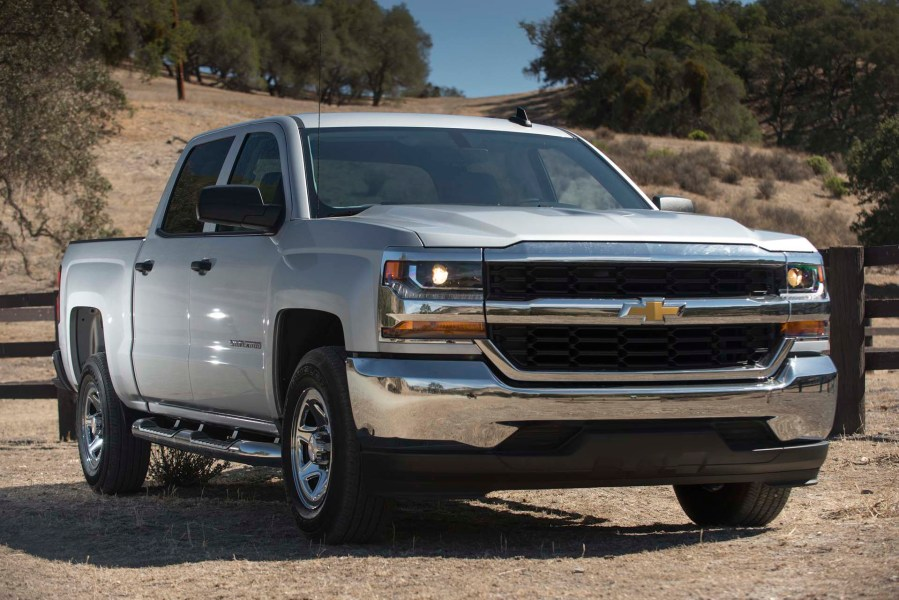 2014 Chevrolet Silverado  GMC Sierra recalled over power steering     2014 2017 Buick  Cadillac  Chevrolet  GMC models recalled  again  for