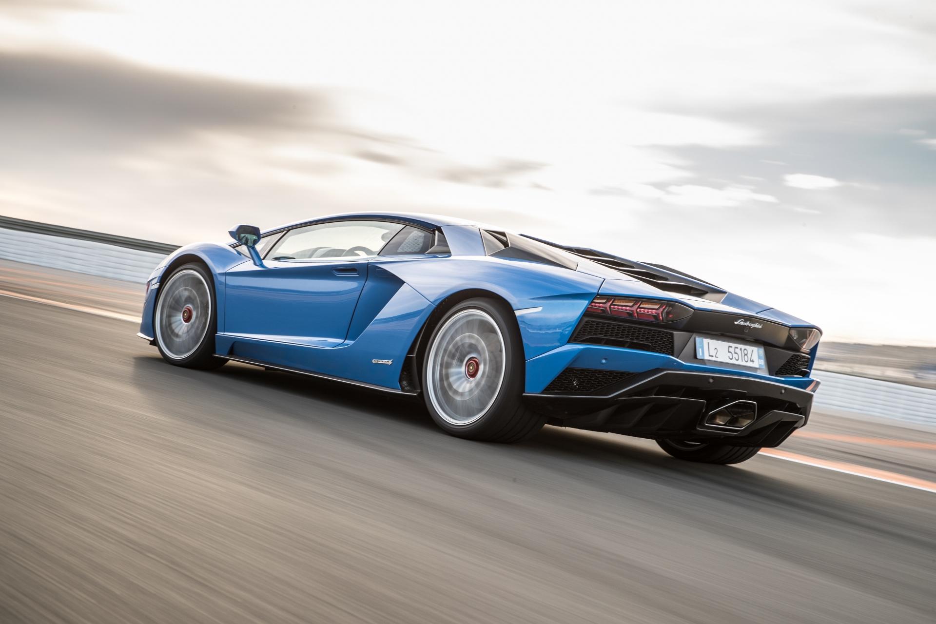 Lamborghini Isn T Interested In Self Driving Tech Or Going