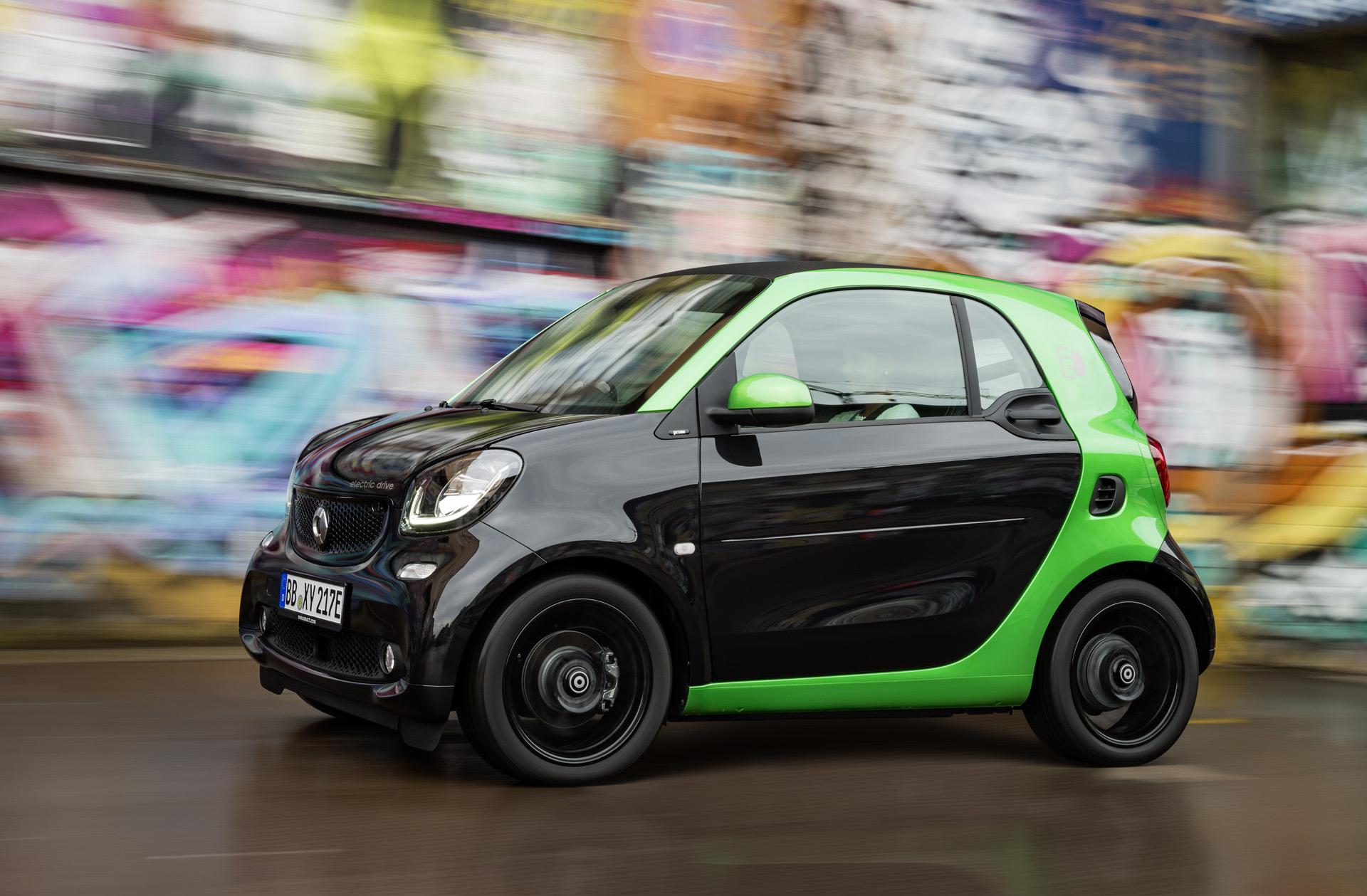 Smart Electric Drive Has A Little Renault Nissan Underneath