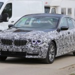 2018 Bmw 6 Series Gt Spy Shots 5 Series Gt Gets A New Name