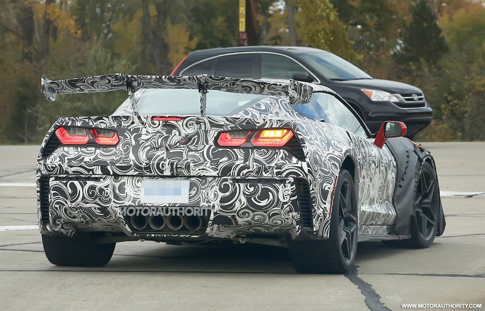 2017 Ford GT 2018 Chevy Corvette ZR1 2018 Hyundai Azera