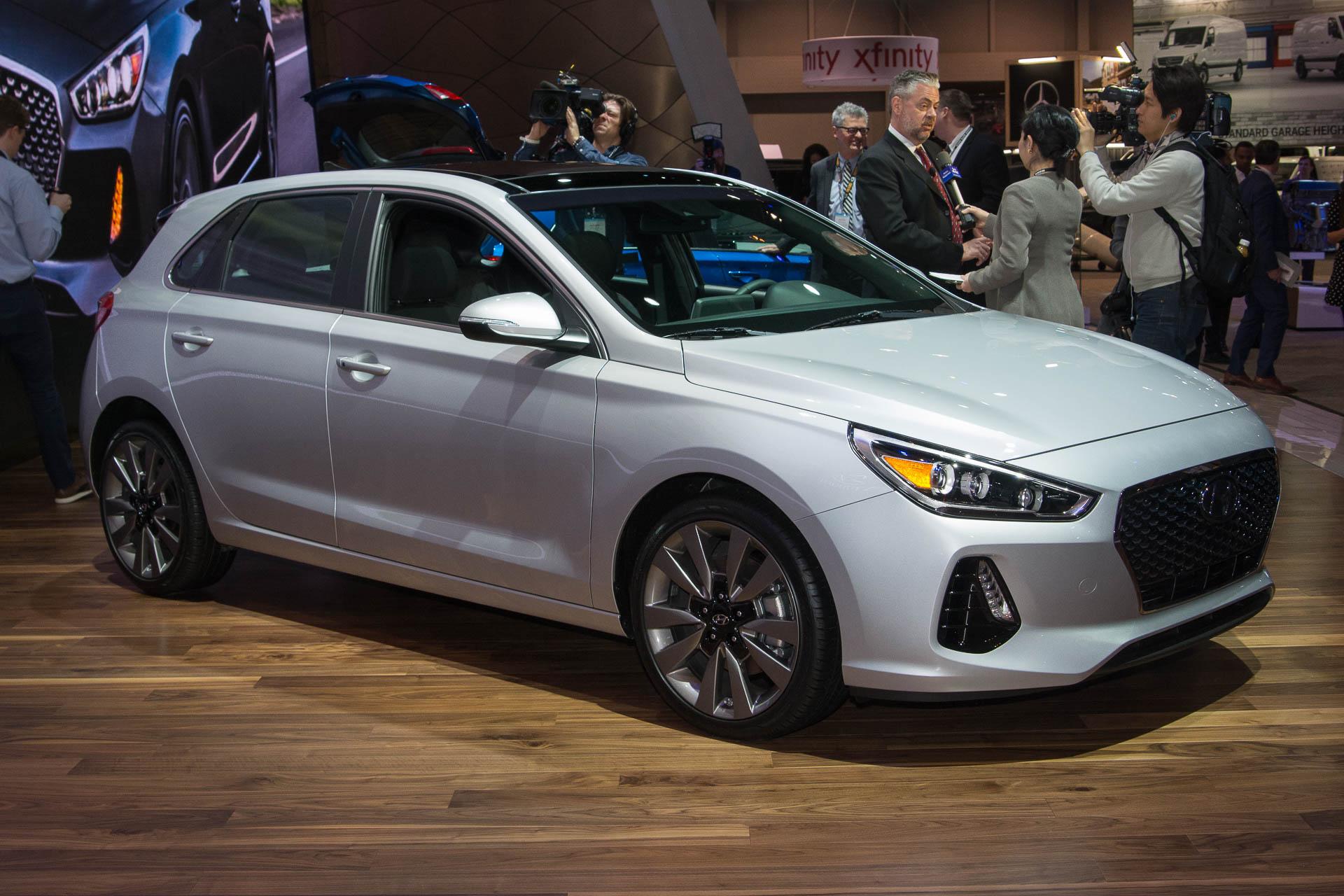 2018 Hyundai Elantra GT Pairs Cavernous Cargo Hold Good Looks