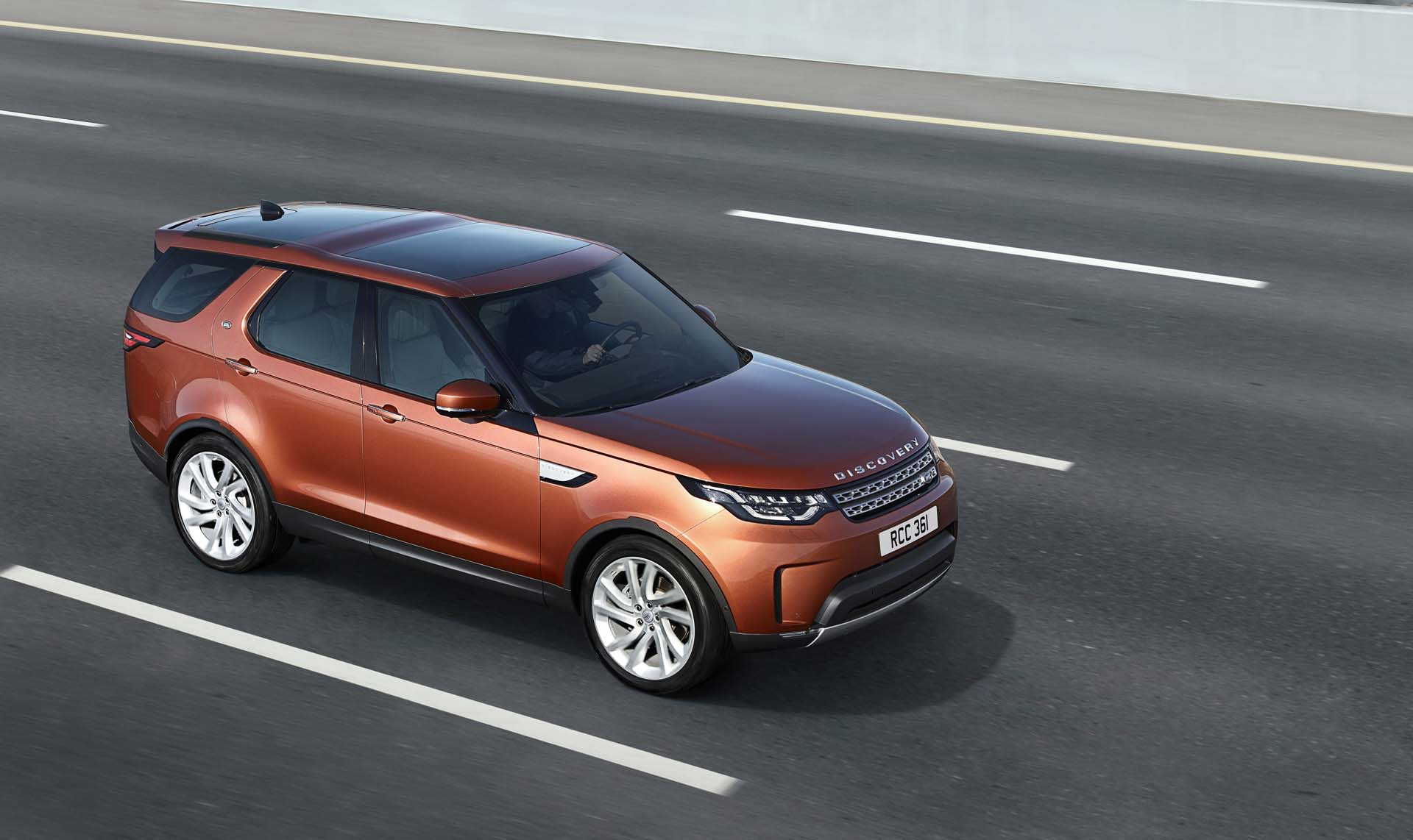 2018 Land Rover Discovery Gas Mileage The Car Connection