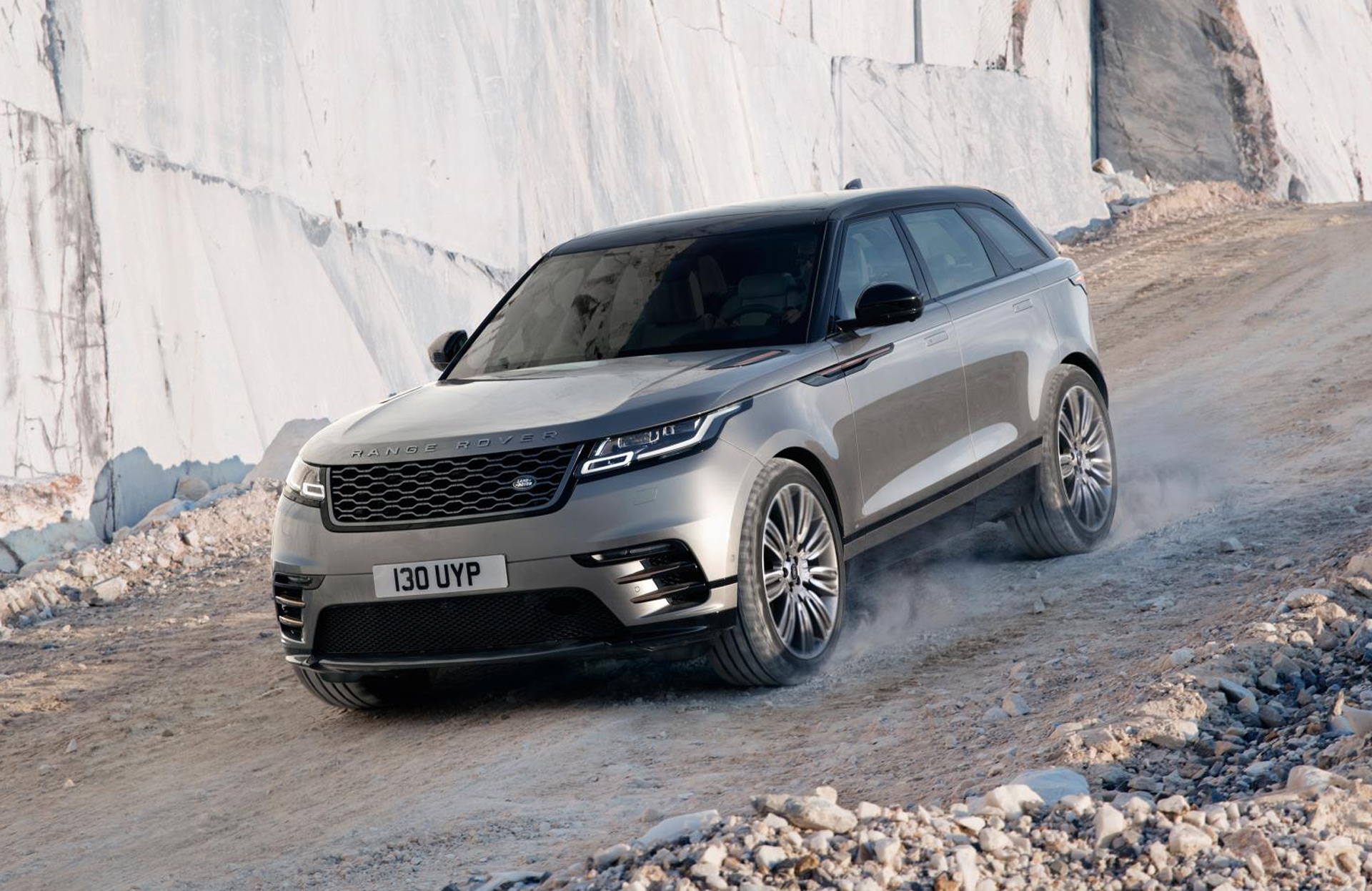 2018 Land Rover Range Rover Velar preview
