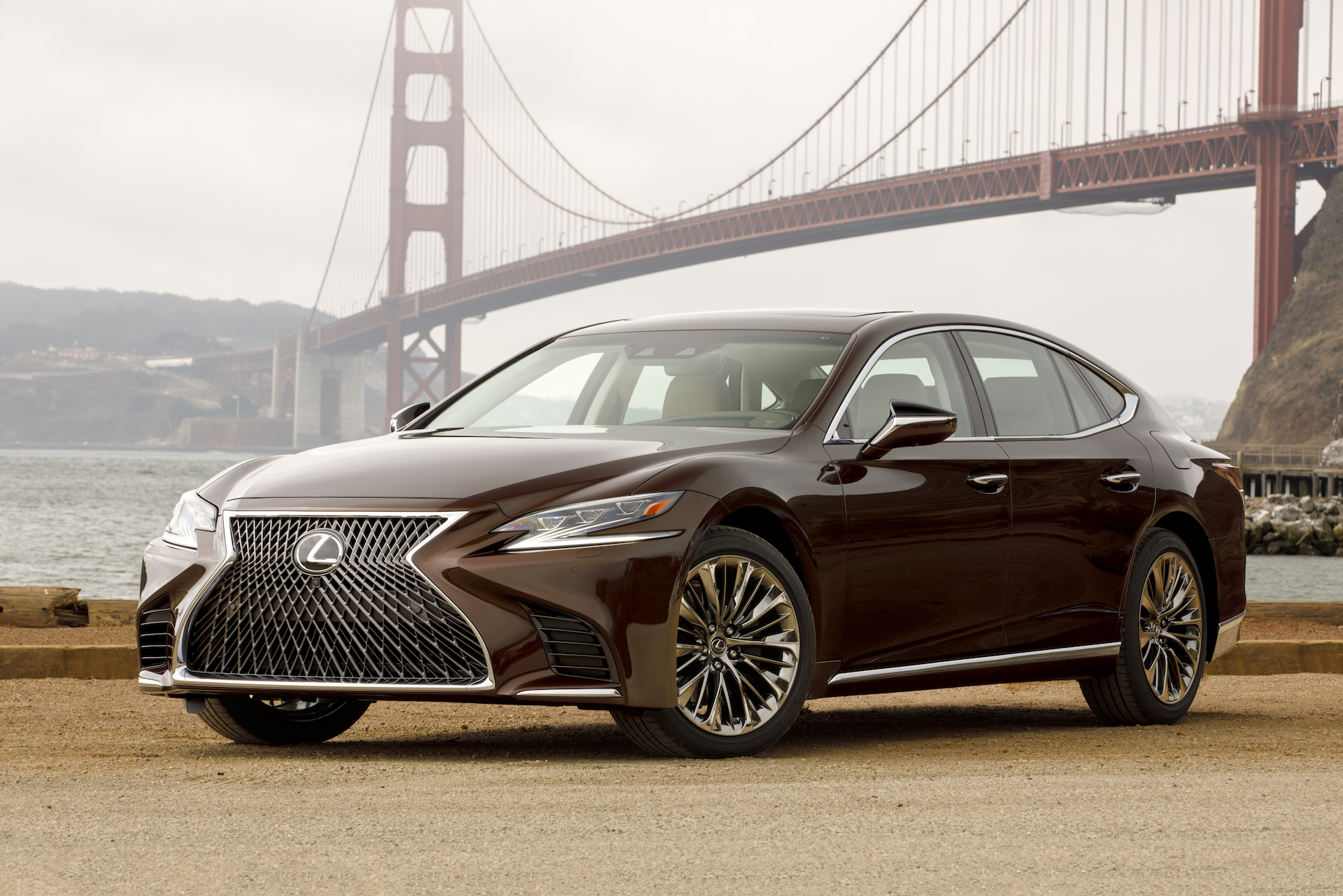 2018 Lexus LS 500 first drive an ambitious remake Page 2